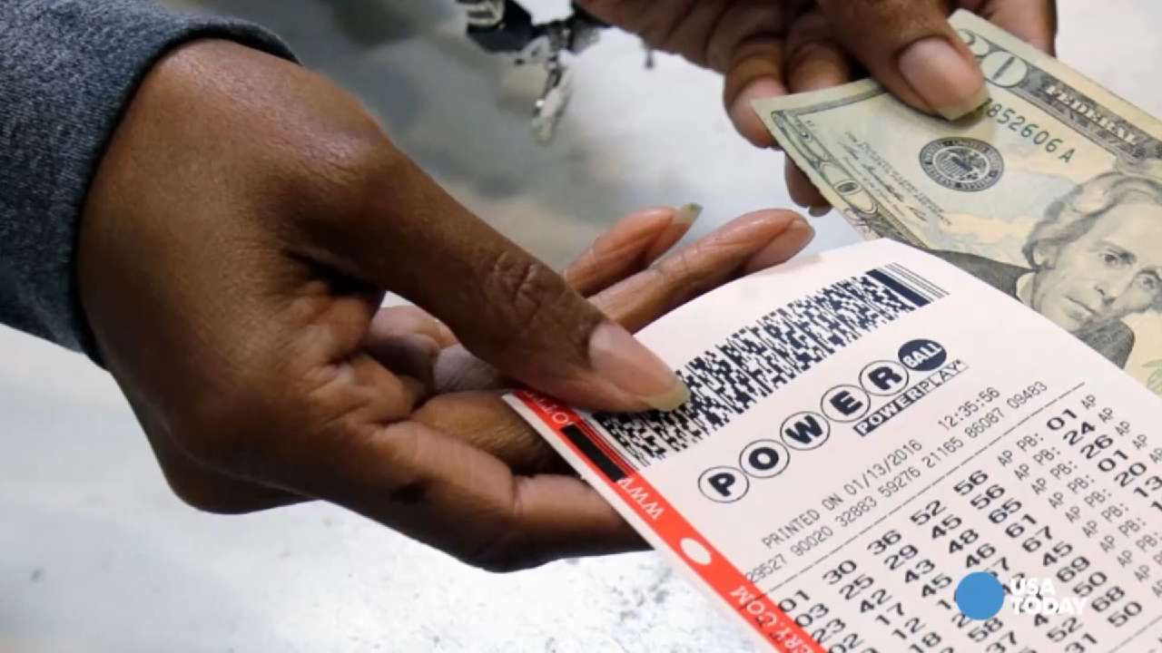 1 lucky winner in $429M Powerball drawing