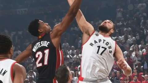 USA TODAY Sports' Jeff Zillgitt discusses the key injuries for both the Heat and Raptors.