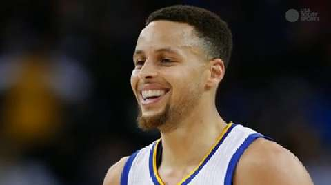 Warriors' Steph Curry in awe of latest MVP accomplishment