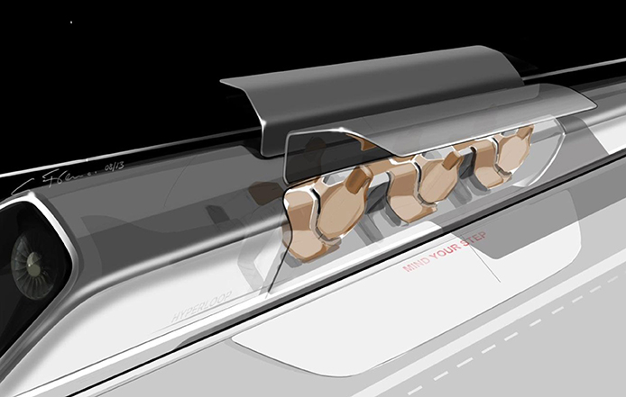 The Hyperloop race is on