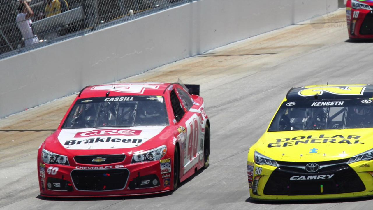 Austin Dillon and Kasey Kahne share their thoughts on the upcoming race in Dover.