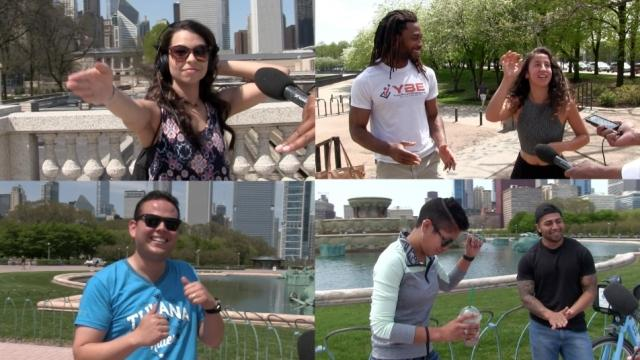 'Can't Stop the Feeling' is a feel-good track that could be the song of the summer. We asked Chicagoans for their first impressions on JT's new jam. Video provided by Newsy
