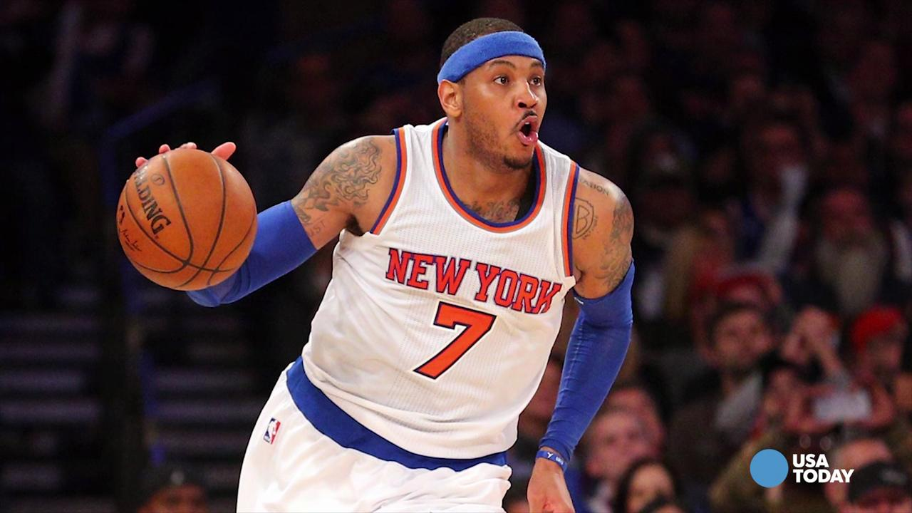 Carmelo Anthony on investing in tech