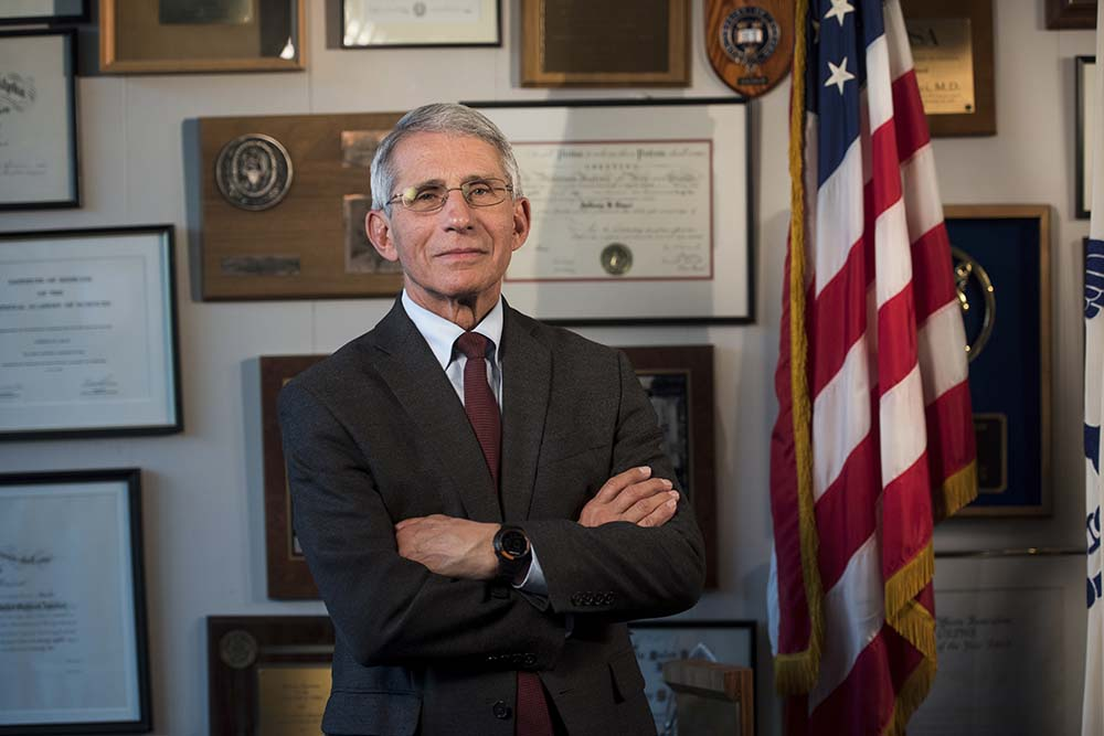 Dr. Anthony Fauci warns funding stalemate threatens to slow effort to contain Zika virus