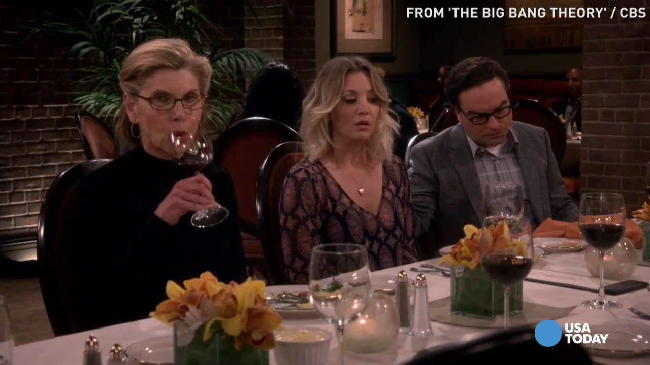 USA TODAY's Robert Bianco previews the season finale of 'The Big Bang Theory', which includes plenty of guest stars, for Thursday, March 12.