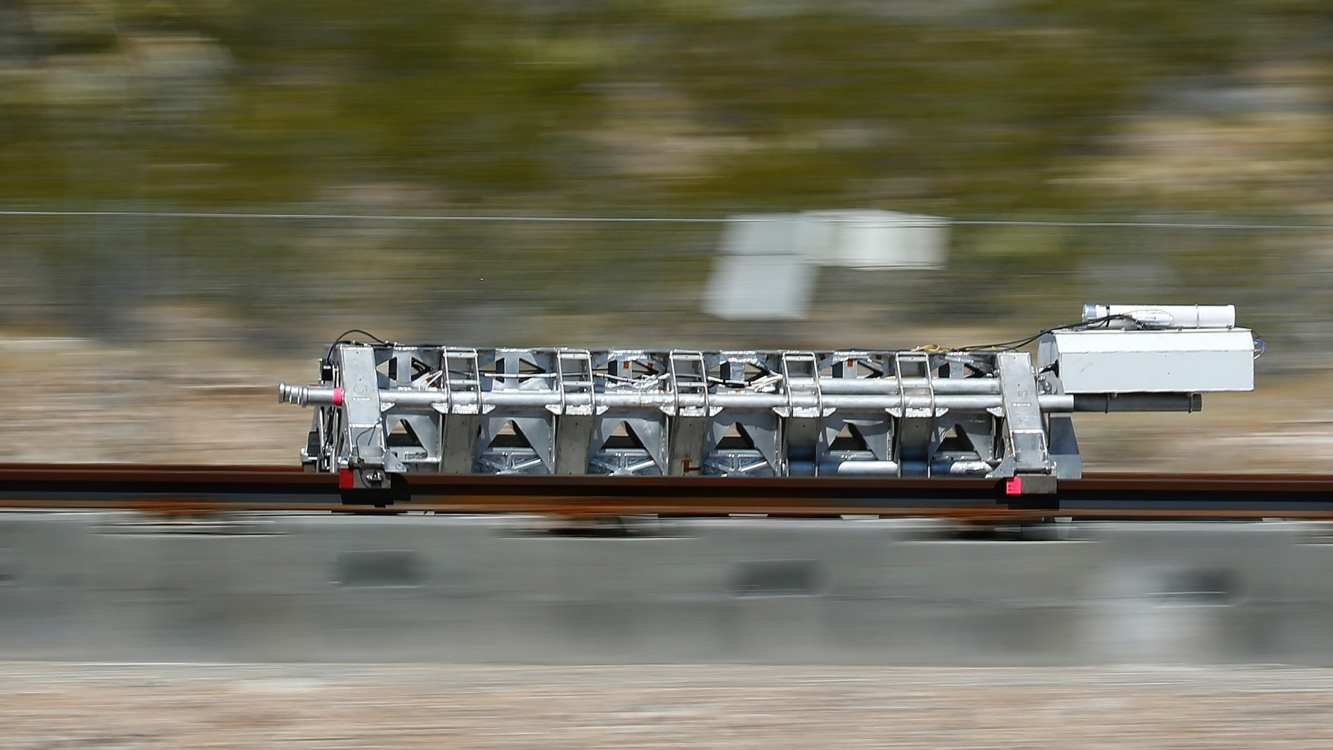 Watch this Hyperloop prototype in action