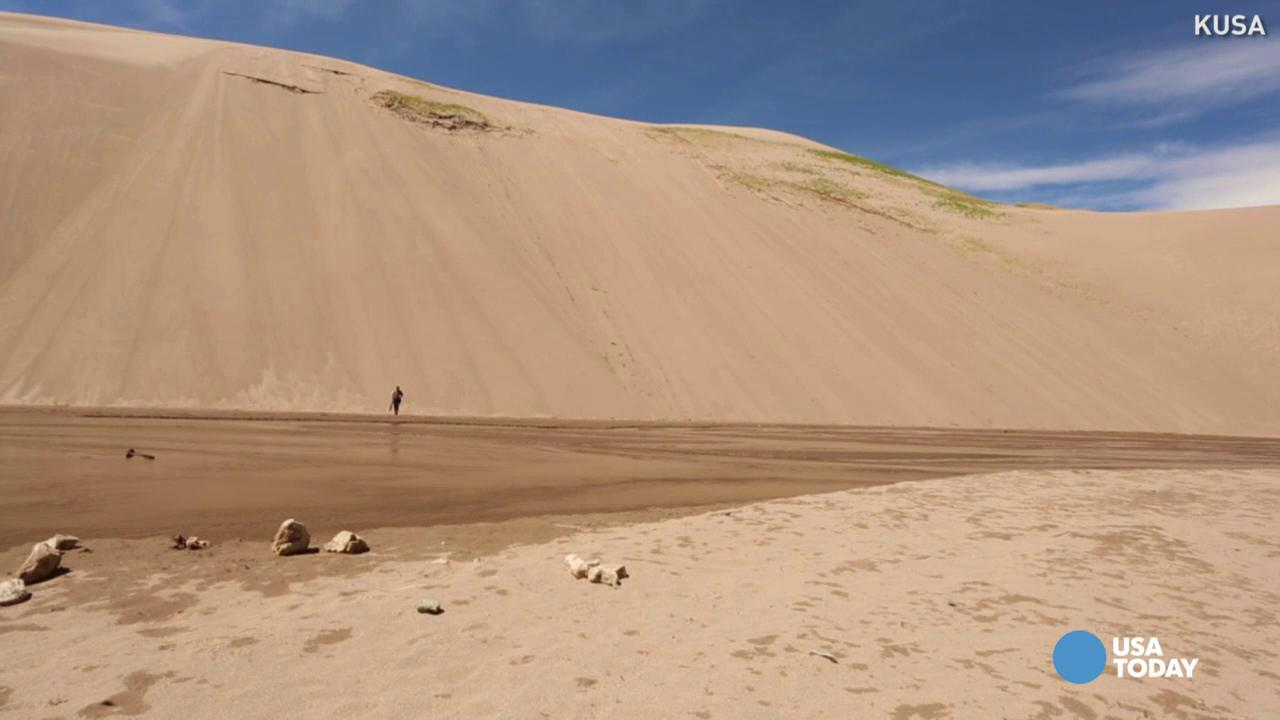 Great Sand Dunes will make you feel small in best way