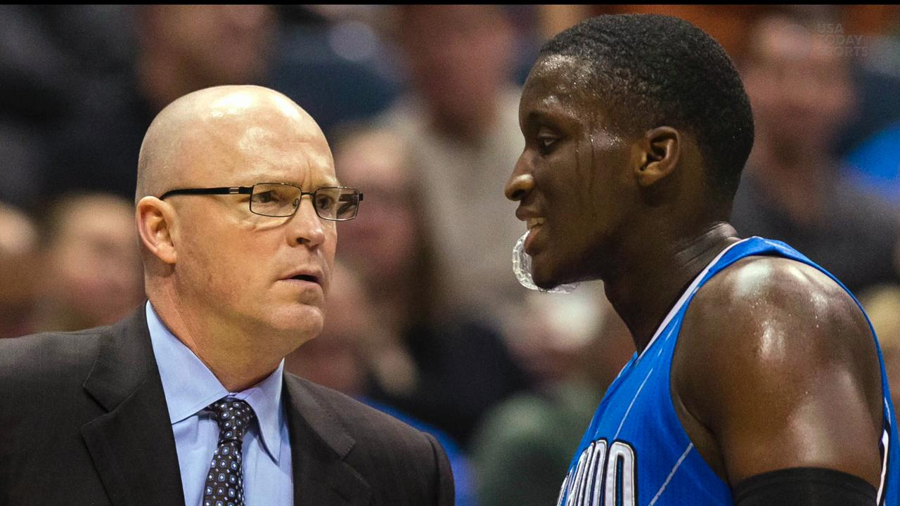 Scott Skiles steps down as Orlando Magic coach