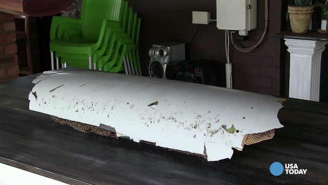 New debris found from downed Malaysian flight identified