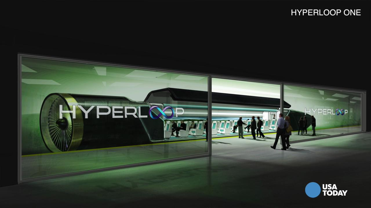 Talking Tech: Can Hyperloop be a reality?