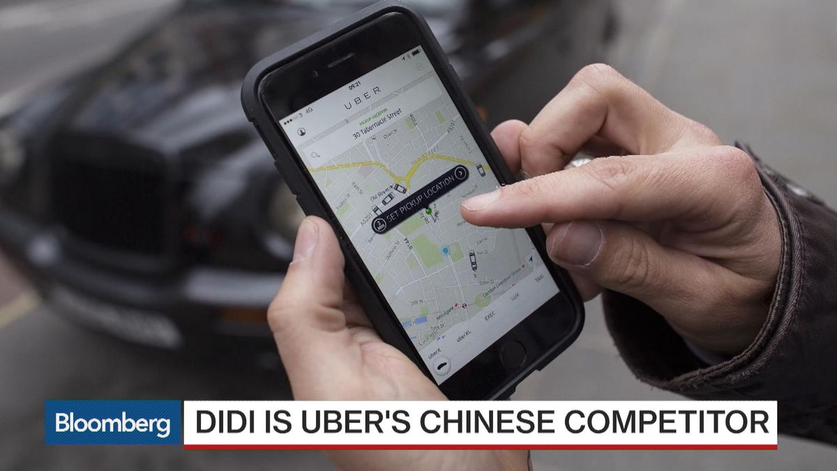 Apple invests $1B in China's Didi