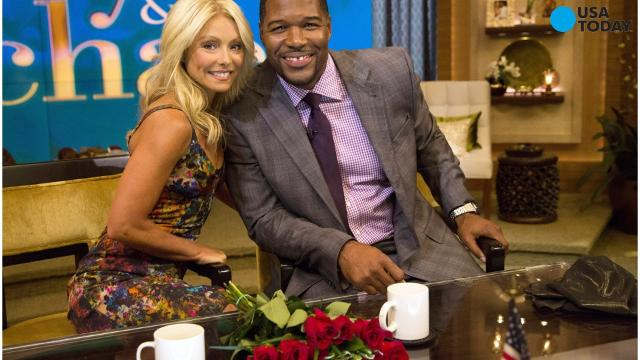 Michael Strahan's Final Day On Live!