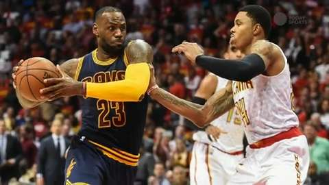 Jeff Zillgitt and Kevin Spain of USA TODAY Sports break down the postseason performance of LeBron James and the Cleveland Cavaliers.