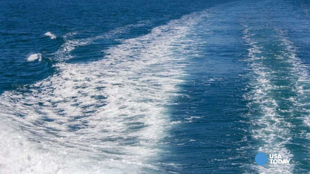 Coast Guard Searching For Woman Who Fell Off Cruise Ship