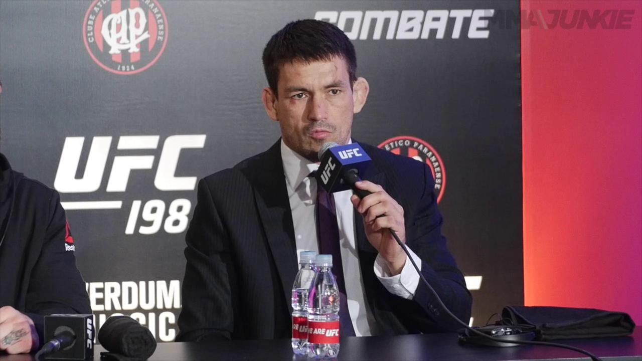 Demian Maia says controlling emotion key to big UFC 198 win
