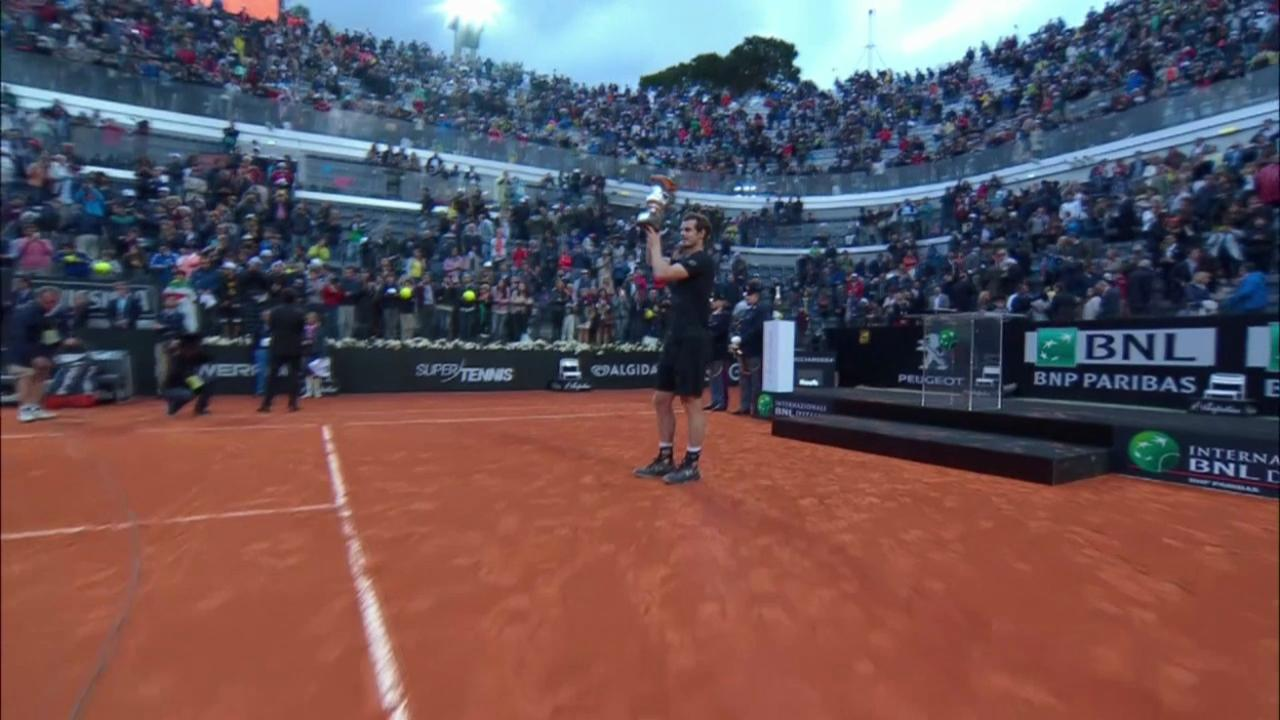 Tennis Channel Court Report 051516