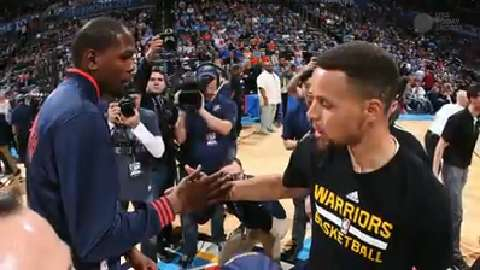 USA TODAY Sports' Sam Amick previews the Western Conference final between the Oklahoma City Thunder and Golden State Warriors.
