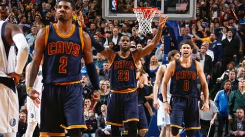 Grading Cavaliers' big three postseason performance