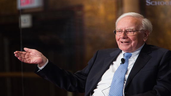 Warren Buffett's Berkshire Hathaway has $900 million stake in Apple