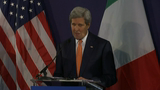 Kerry: Libya Government Could Receive Weapons
