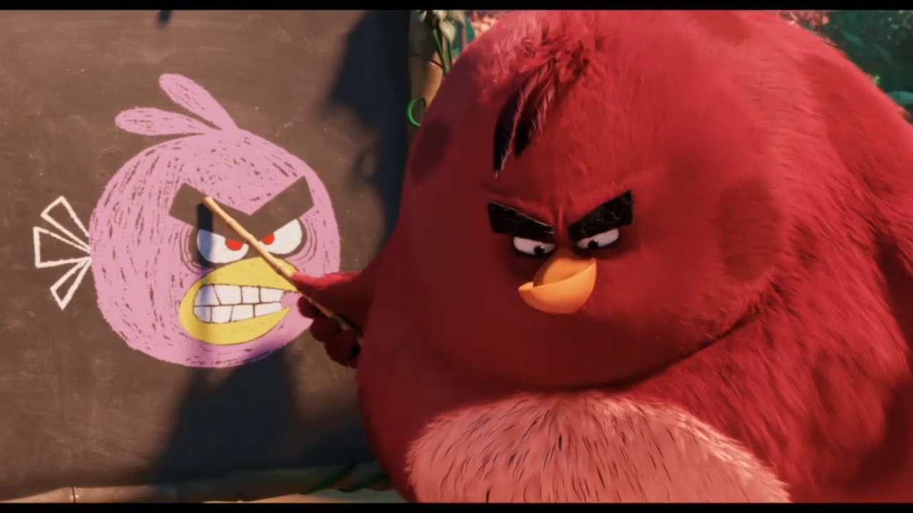 a09332d0 Trailer: 'The Angry Birds Movie'
