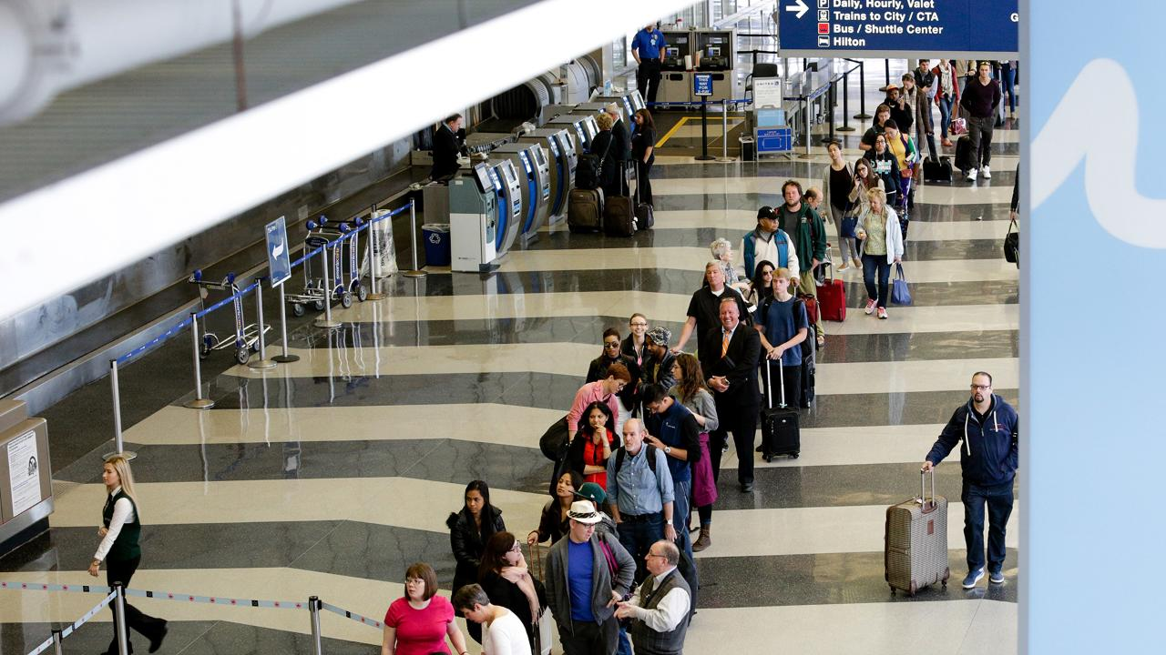 Long TSA lines reach tipping point