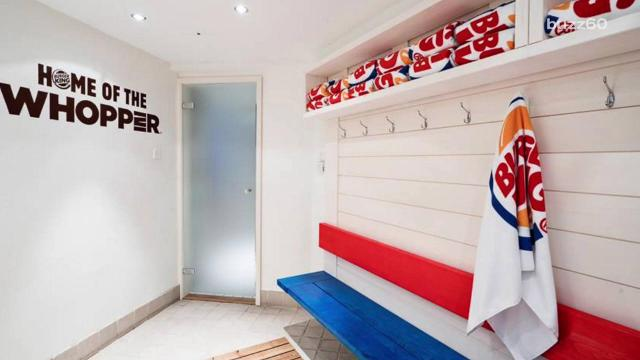 Burger King opens first spa