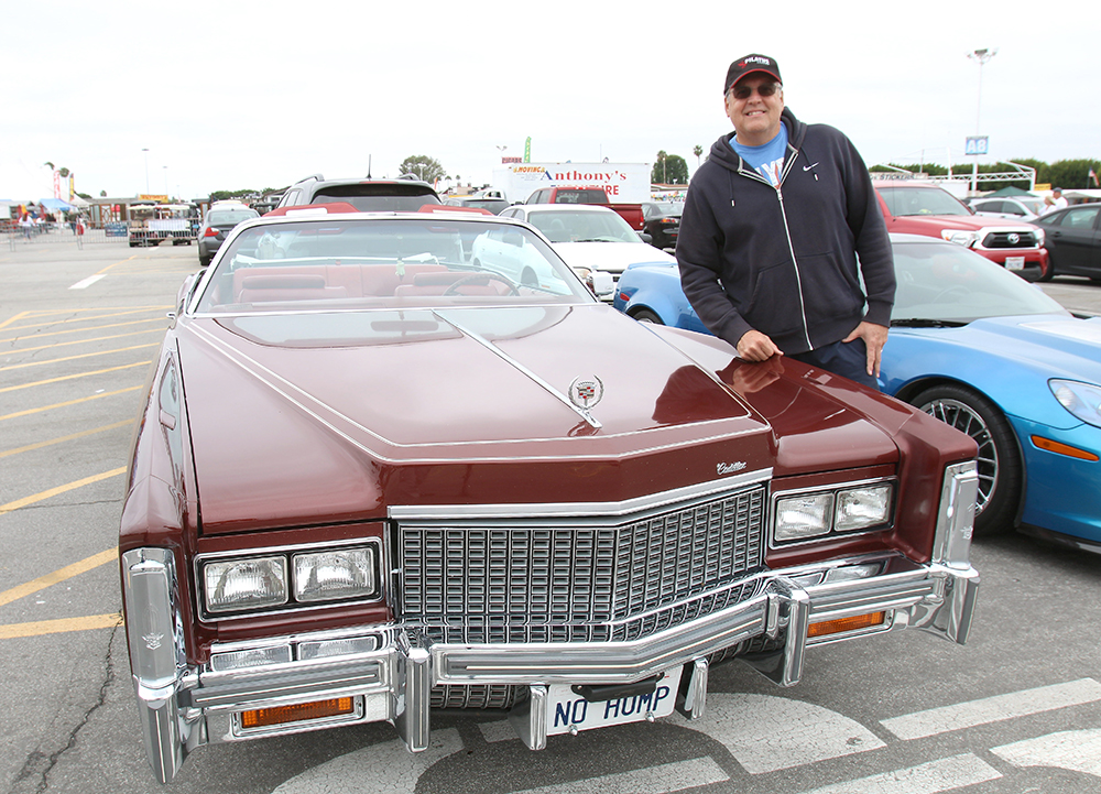USA TODAY's Chris Woodyard gives us the scoop on this restored classic 1976 Cadillac Eldorado.