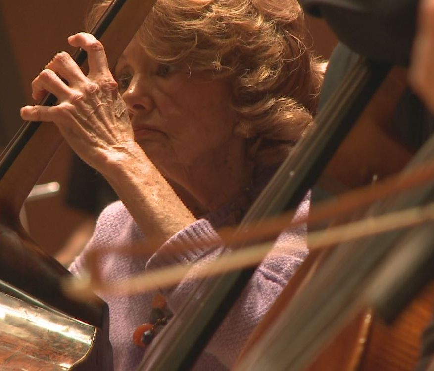 Jane Little was a fixture of the Atlanta Symphony Orchestra, performing with them for 71 years. She held the record as the world's longest serving orchestra musician. The 87-year-old collapsed during a recent concert and died at the hospital.