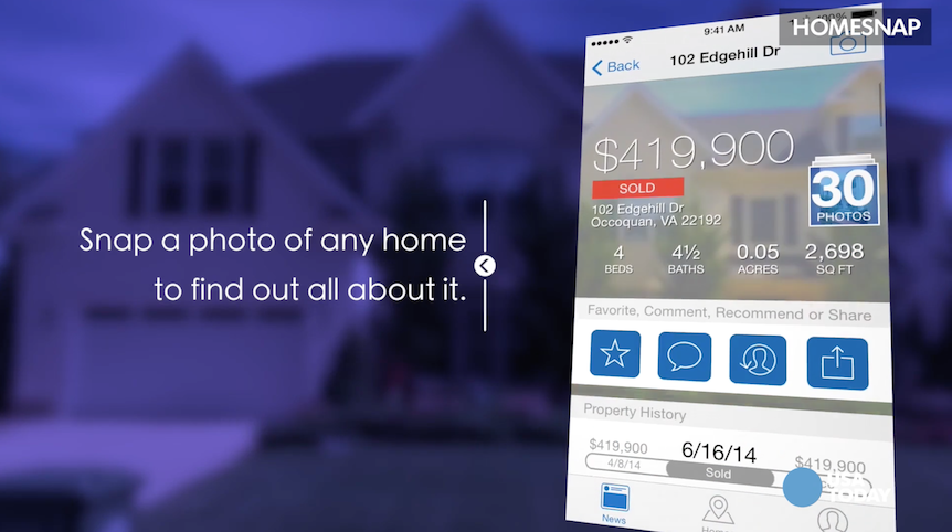 Five must-have apps for home buying