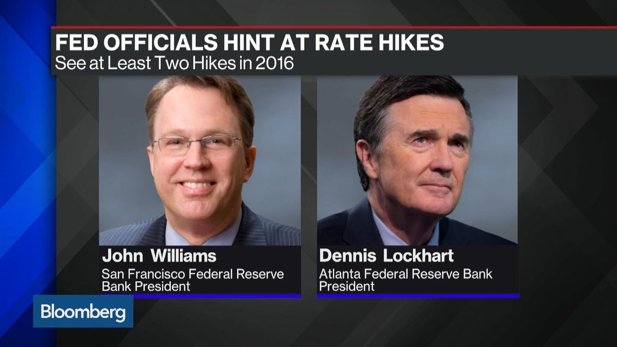 Joseph V. Amato, president and chief investment officer at Neuberger Berman, talks about the Federal Reserve's rate hike path as two Fed Presidents suggest at least two rate hikes by the end of the year.