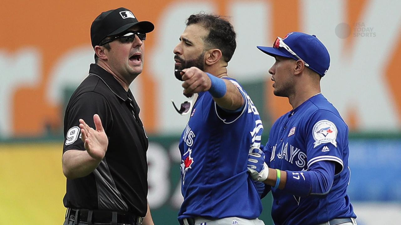 Suspensions, fines handed out for Jays-Rangers brawl