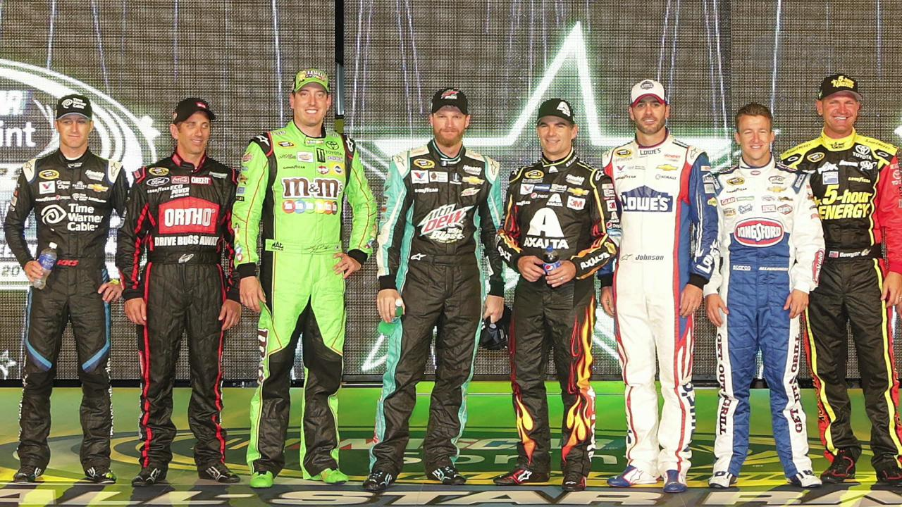 Jeff Gluck of USA TODAY Sports previews the top story lines at the upcoming Sprint All-Star Race.