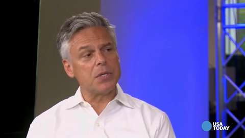 Huntsman: Take anger, acrimony out of politics