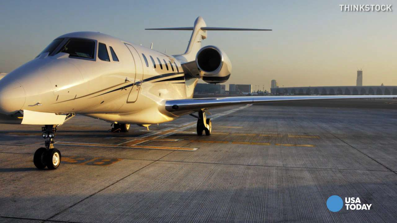What you need to know about flying in a private jet