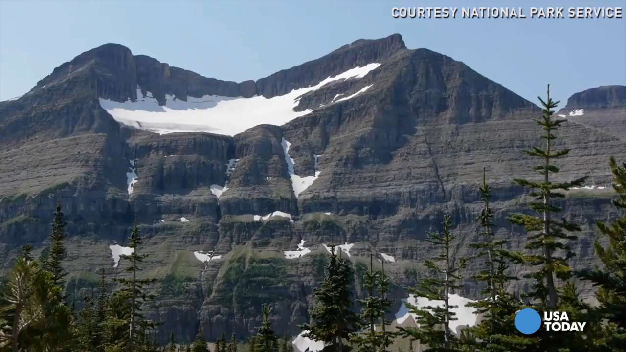 See the 'shining mountains' of Glacier National Park