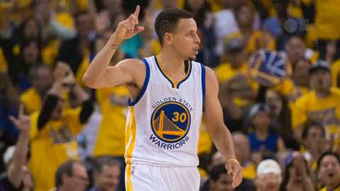 Warriors even up series with Game 2 win