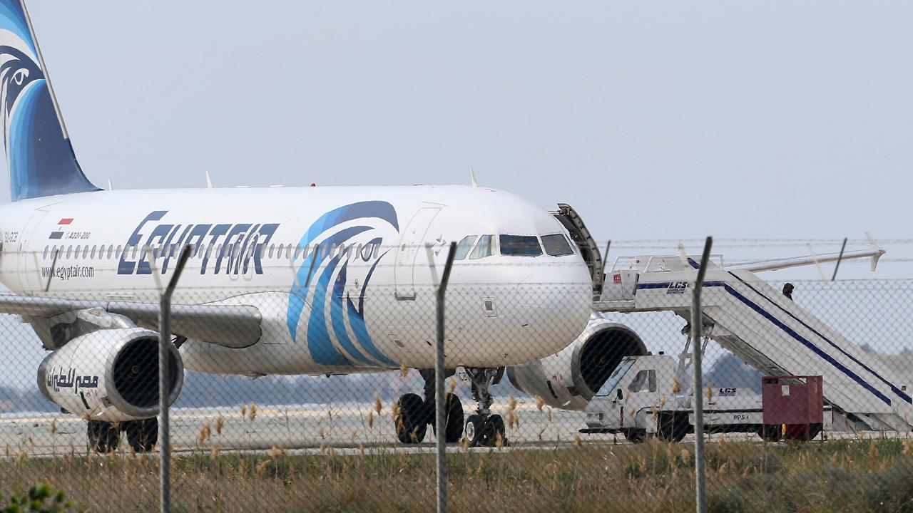 The Search Begins for EgyptAir Plane