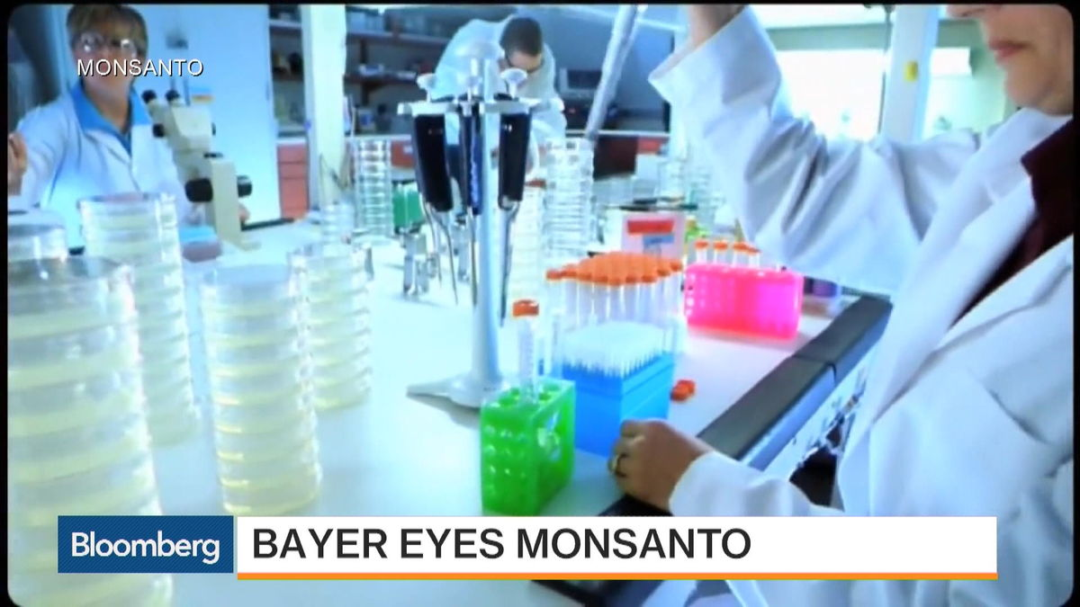 Bayer Ag's unsolicited bid for Monsanto did not sit well with investors as shares fell to a two-and-a-half-year low in Frankfurt after the company confirmed the deal.