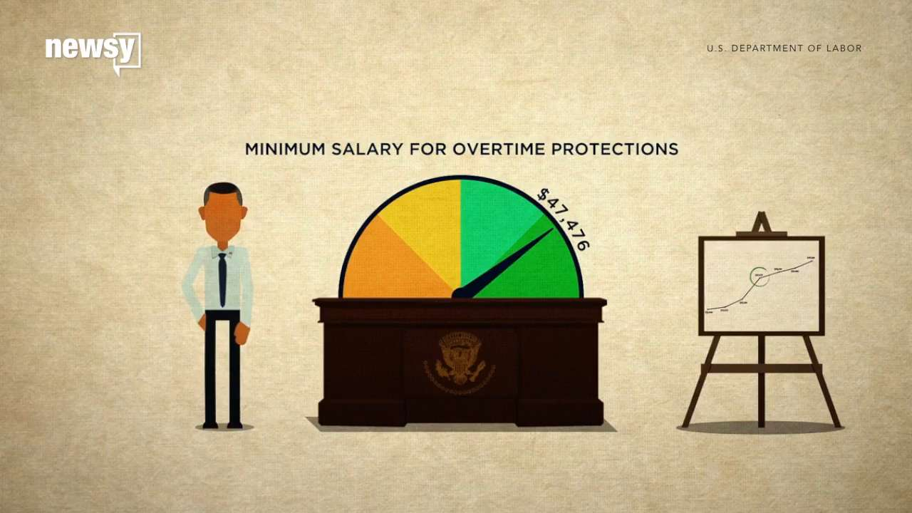 4 million more workers to be eligible for overtime pay