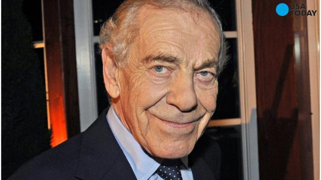 Morley Safer dies a week after retiring from '60 Minutes'