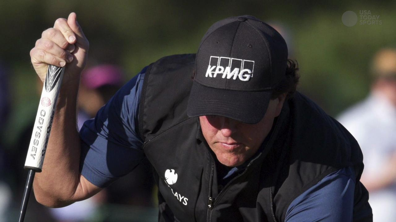 Phil Mickelson named in insider trading lawsuit