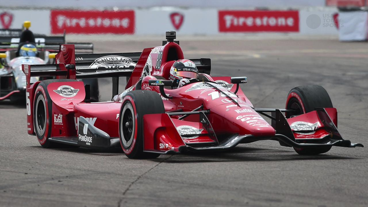 Graham Rahal on the growth of IndyCar