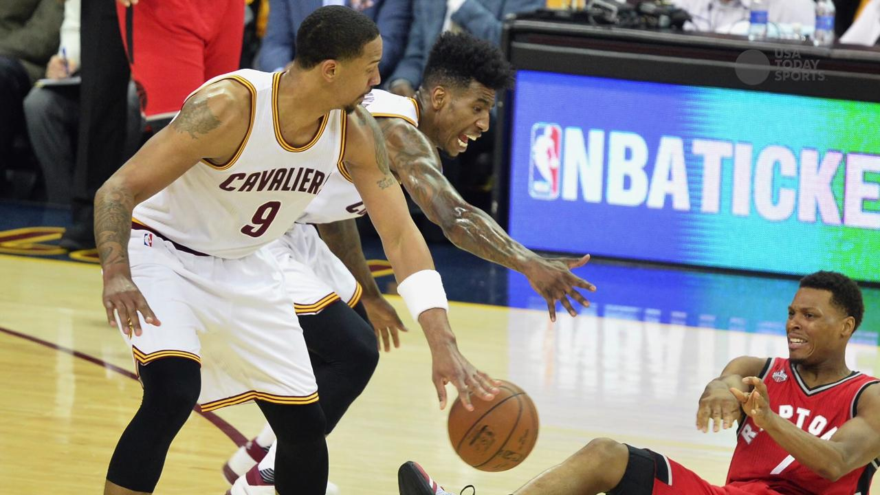 Cavs continue dominance with Game 2 win