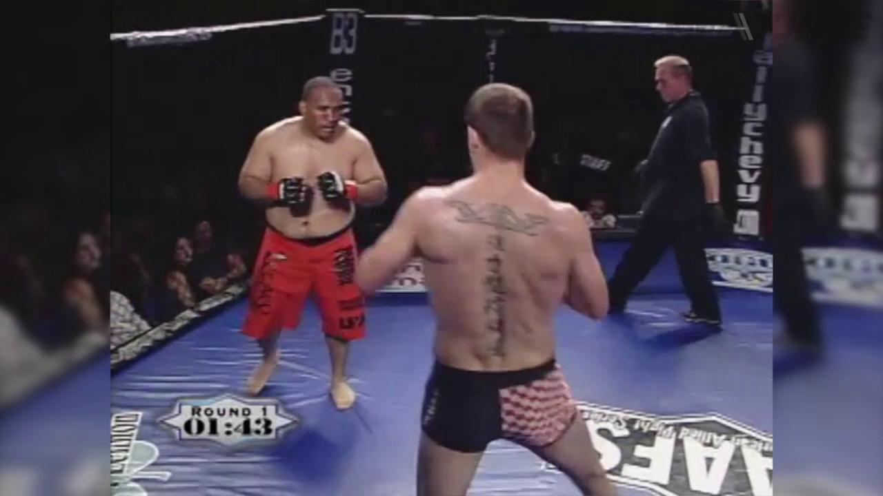 GFL Video - Stipe Miocic vs. Bobby Brents