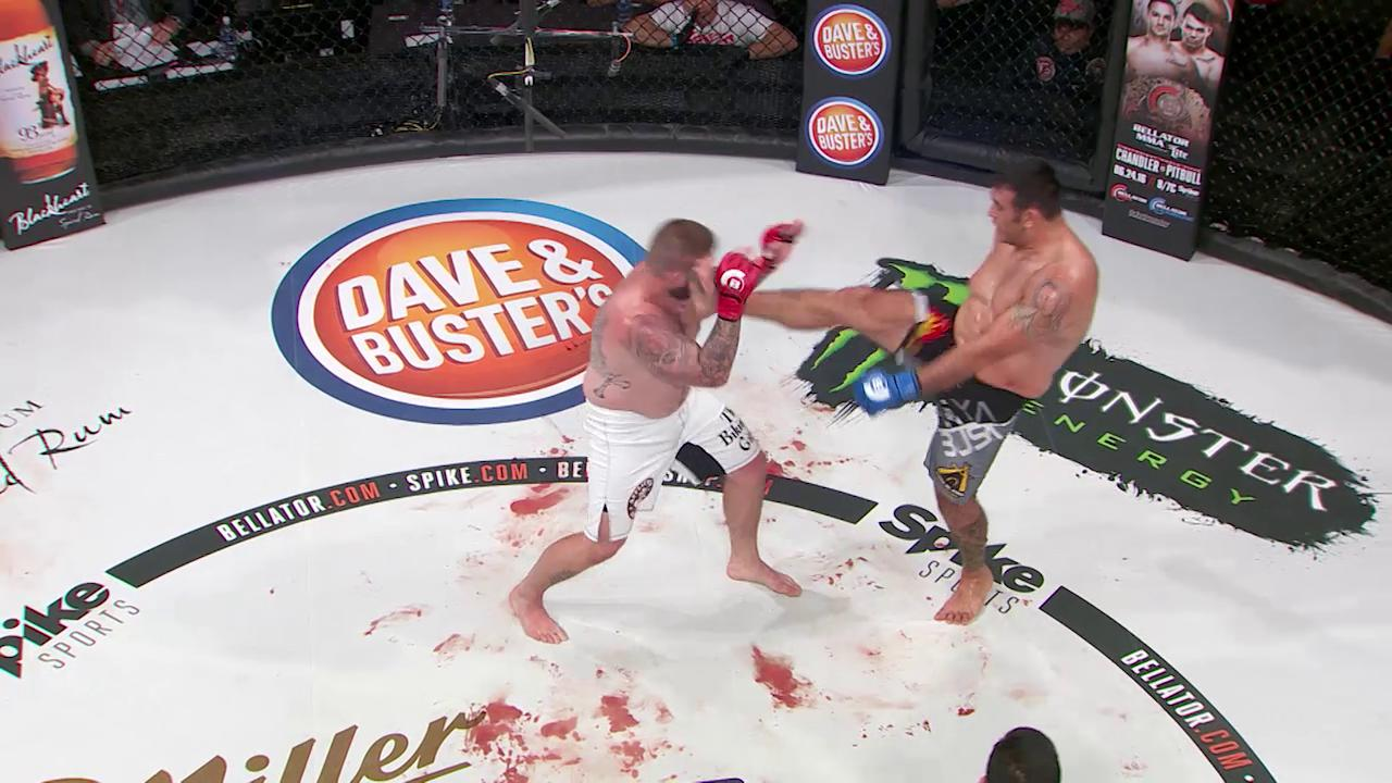 Bellator 155 video highlights