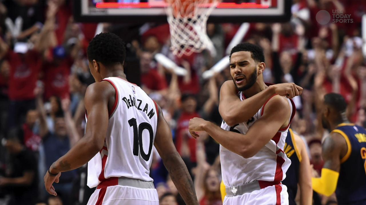 Raptors surprise Cavs with Game 3 win