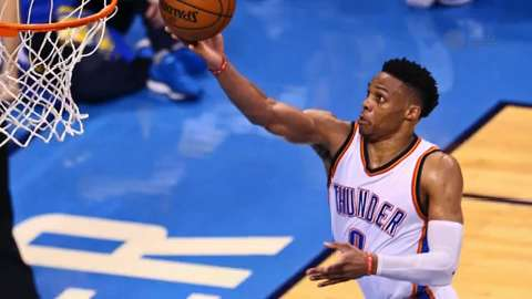 Thunder blow out Warriors in Game 3