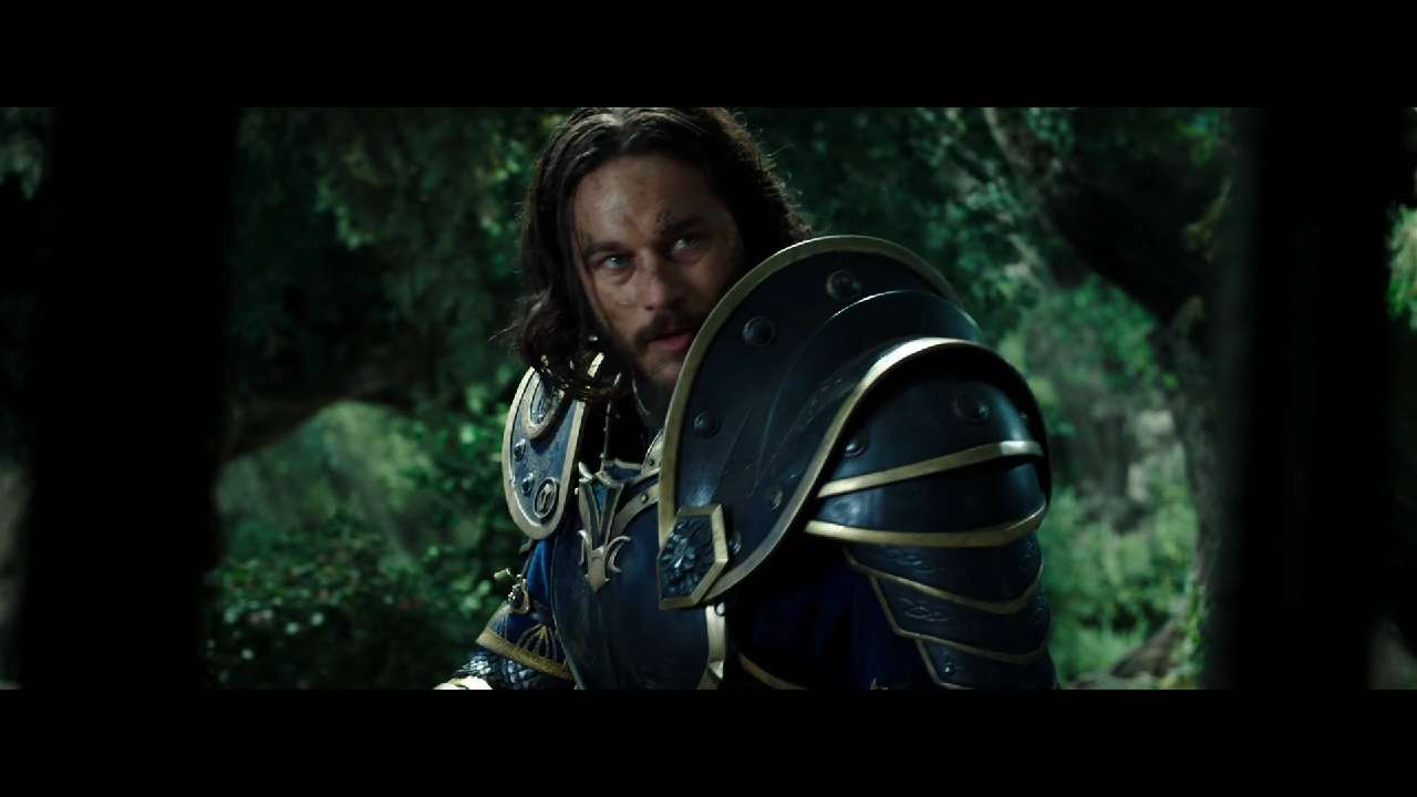 "Travis Fimmel discusses his character Anduin Lothar in an exclusive behind-the-scenes introduction video from ""Warcraft."""