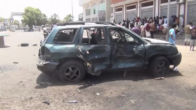 Twin Suicide Attackers Kill at Least 45 in Yemen